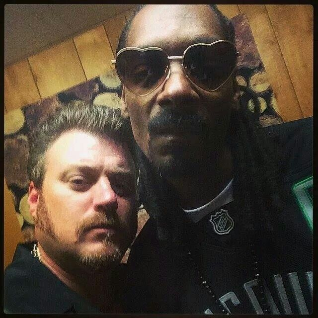 Ricky And Snoop.