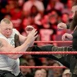WWE RAW Results 21 August  The Beast incarnate received the gift of destruction