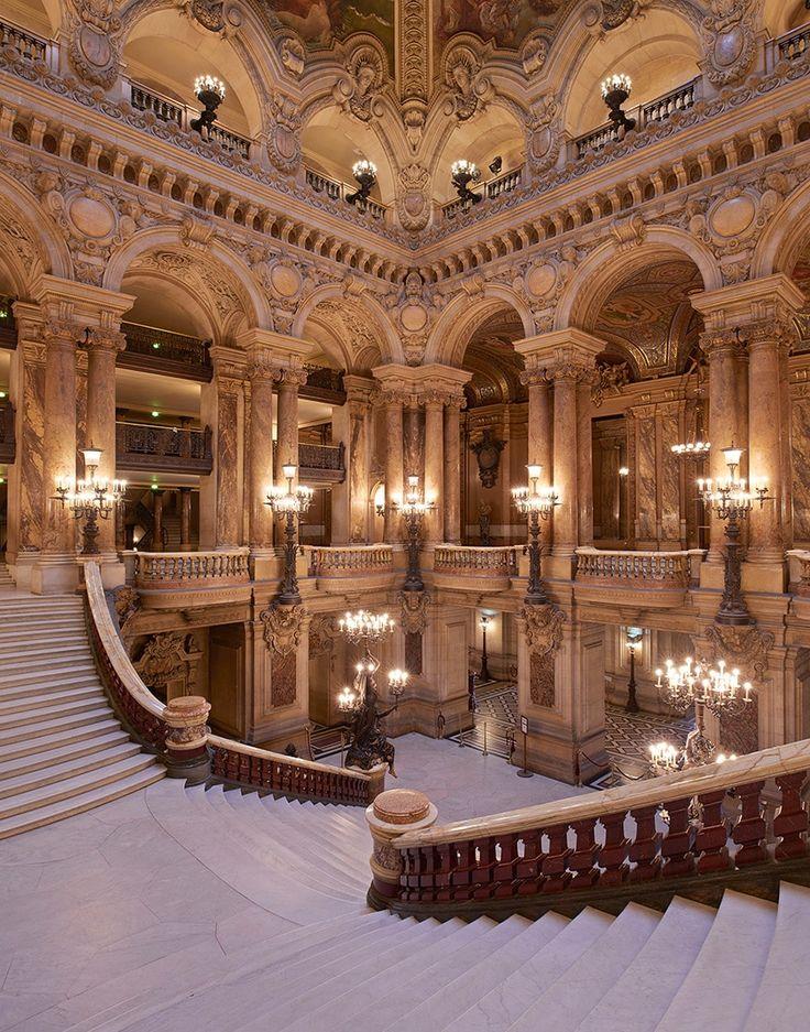 Rolex au Palais Garnier de Paris