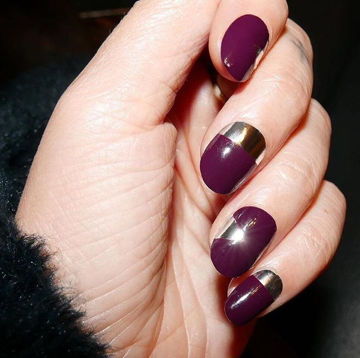 25+ Trending Nail Color Combinations Ideas On Pinterest