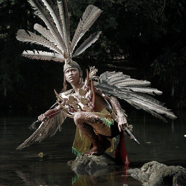 Dayak Siang Tribe-Center Borneo #people #culture #dayaktribe #dayakborneo #nature #naturelovers #rainforest #YourShot #exploreborneo #centerborneo