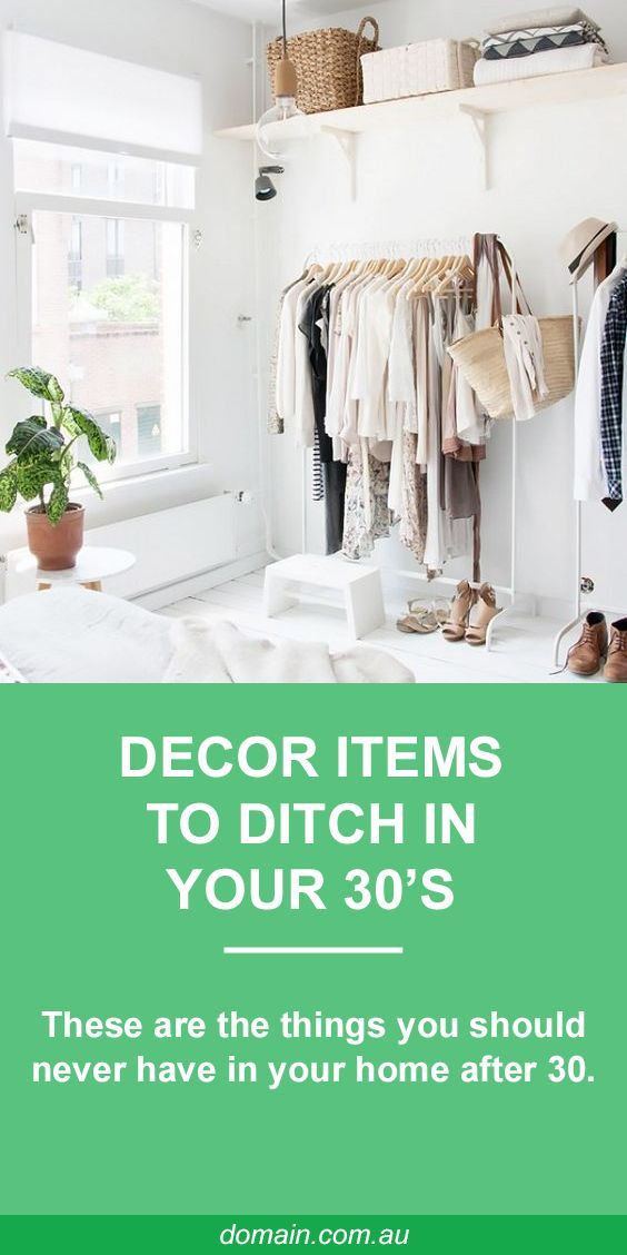 if you re over 30 your home shouldn t include these items decor rh pinterest com