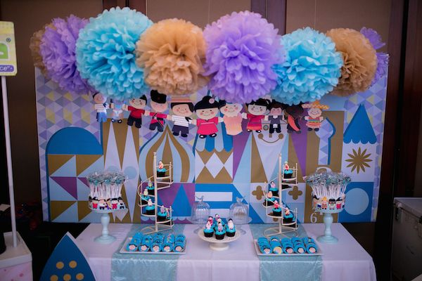 It's A Small World Boy Party | Philippines Children's Party Blog