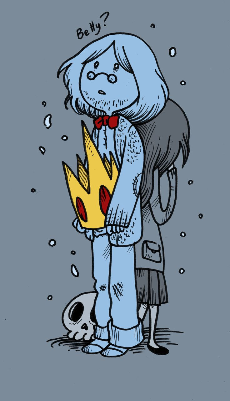 adventure time drawings simon | Simon of Ice by *secondlina on deviantART