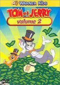 Tom et Jerry The Collection Vol2 FRENCH.DVDRiP.XviD.AC3    Support: Avi    Directeurs: Joseph Barbera, William Hanna    Année: 2004 - Genre: Animation / Court métrage / Comédie / Pour enfants - Durée: 84 m.    Pays: - Langues: Français