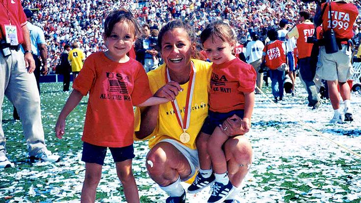 The 1999 U.S. Women's World Cup team inspired a generation