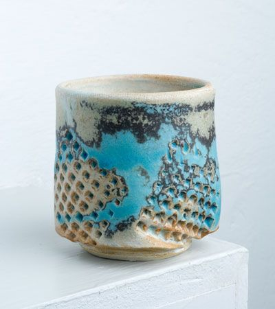 gary wood. tea bowls. check out his site for lots of beautiful bowls