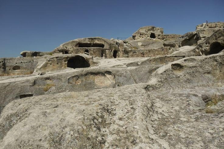 Uplistsikhe - miasto skalne