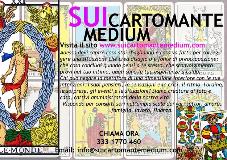 Sui CartomanteMedium (@Sui_Cartomante) | Twitter