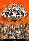 My Team   WESTS TIGERS   Welcome to the Jungle!