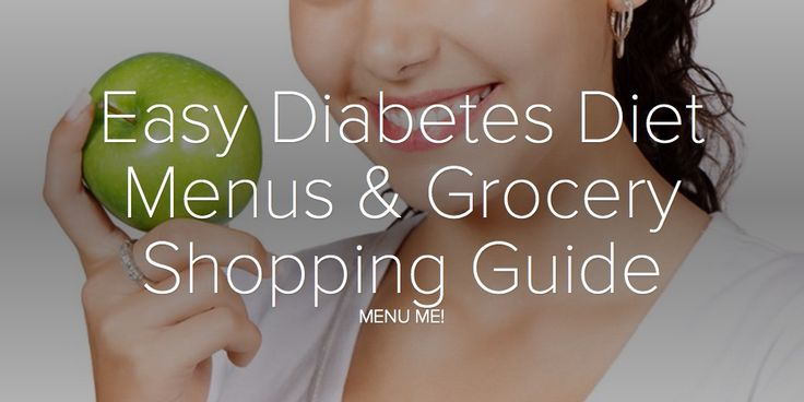 17 Best Images About Food And Menus On Pinterest: 17 Best Images About Diabetes Meal Planning & Diet Menus