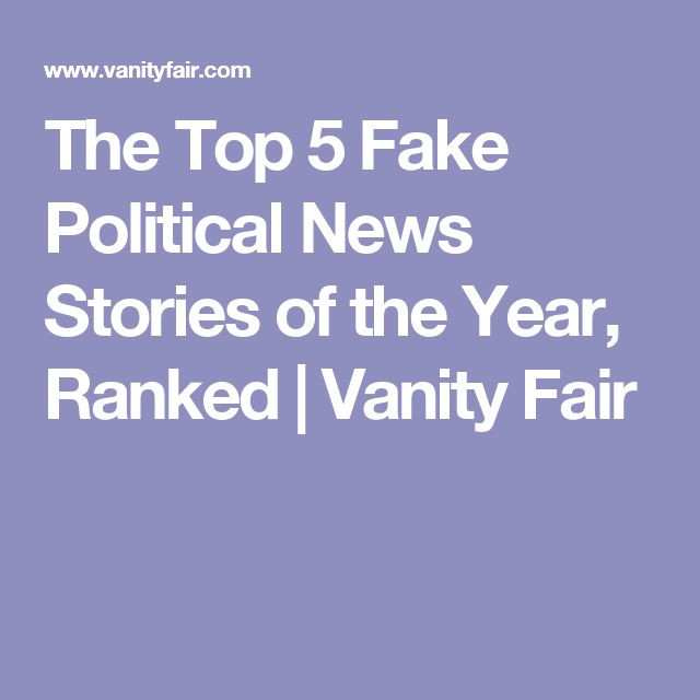 Here is a list of several fake news story involving events from 2016.