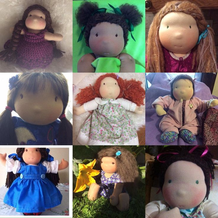Excited to share the latest addition to my #etsy shop: Waldorf Doll - listing for a deposit for a custom made Babydoo Doll.
