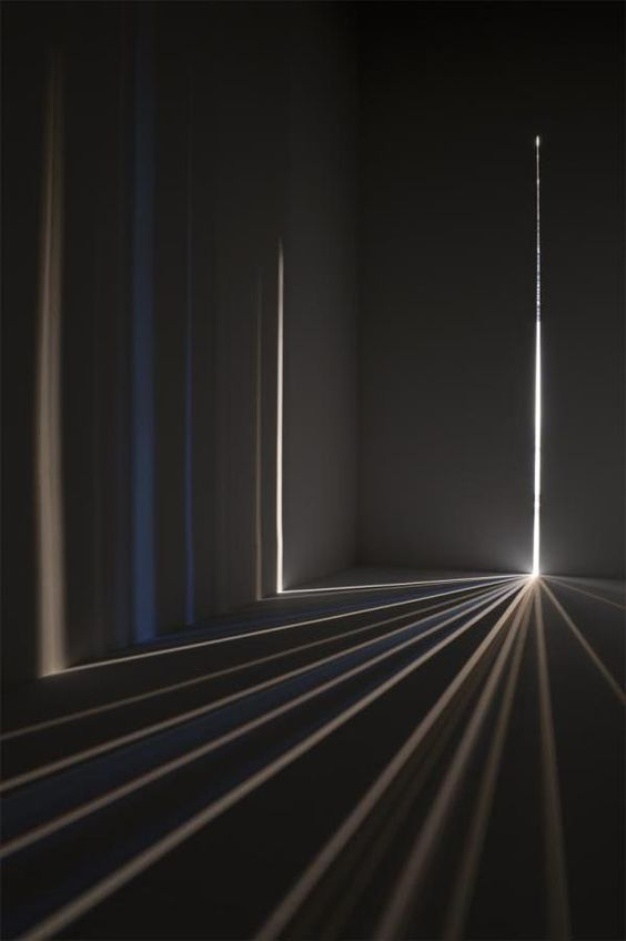 Chris Fraser light installation