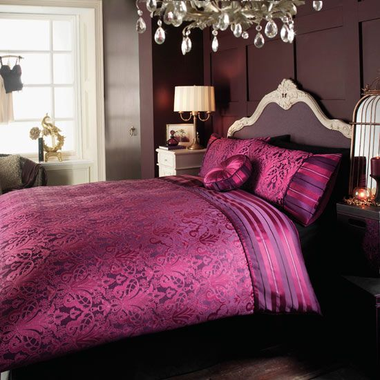 Best 25 Romantic Purple Bedroom Ideas On Pinterest: 25+ Best Ideas About Damask Bedroom On Pinterest