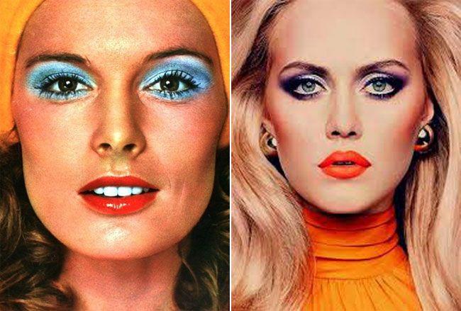 La moda vintage spesso viene riproposta attraverso la rievocazione dei trend più popolari che si sono posti all'attenzione in quella decade storica e guardando agli anni '70 anche il make up …