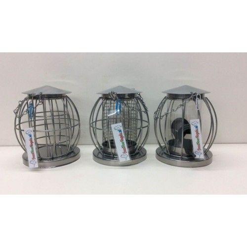Feeder / Houder voor mezenbollen in lantaarn vorm
