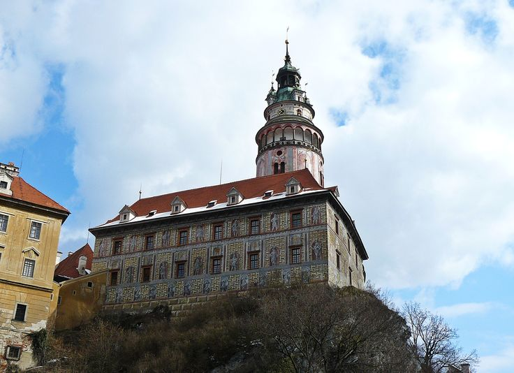 Cesky Krumlov ... so picturesque.