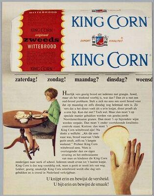 King Corn bread from Japie   |Pinned from PinTo for iPad|