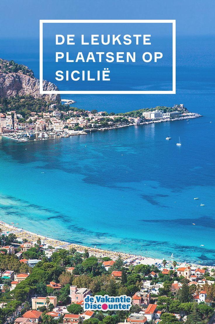 Ben jij dol op Italië, maar wil je eens iets anders zien dan het vaste land? Ga dan naar het zuidelijk gelegen eiland Sicilië. Je vindt hier een mix van schitterende natuur, historische stadjes en heerlijk eten. Door de kustlijn van ca. 1.000 kilometer zijn er stranden in overvloed. Combineer dit alles tijdens een zonvakantie en dompel je onder in het ontspannen Italiaanse leven.