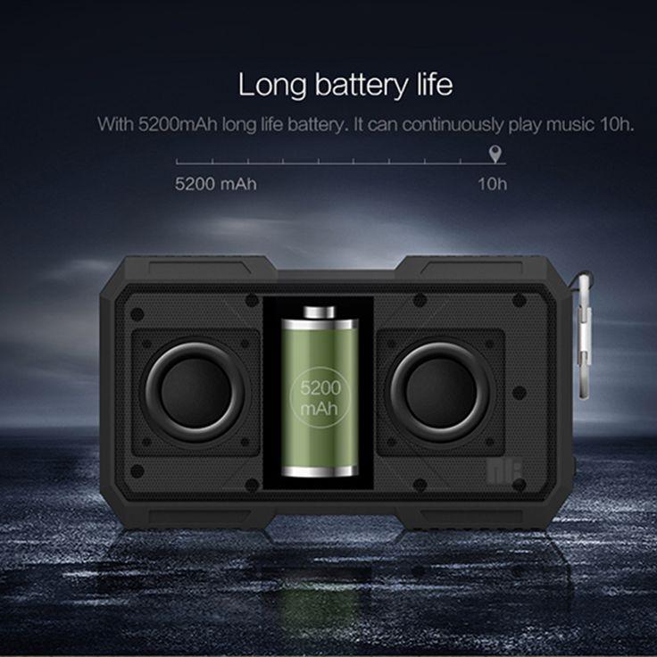 [RU] телефон Зарядное Устройство Nillkin Bluetooth Мощность Динамиков Банк Музыка surround спикер зарядное устройство для xiaomi для samsung s8 для iPhone 6 7 купить на AliExpress