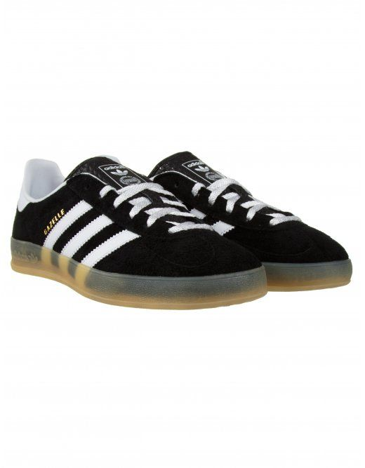 Adidas Originals Gazelle Indoor Shoes - Black