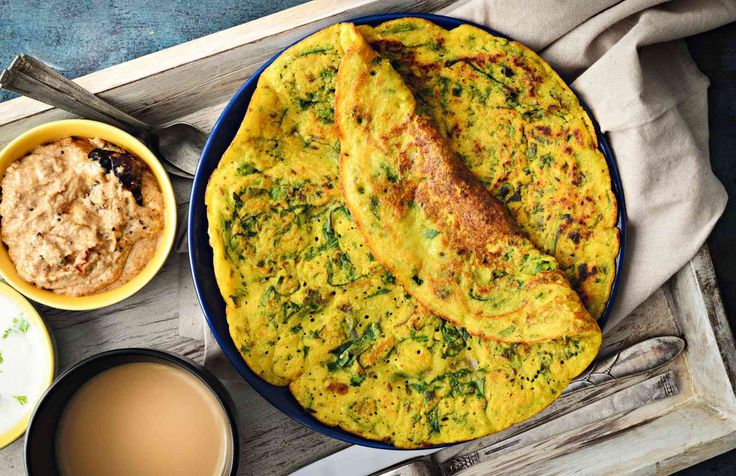 Start your day with a healthy breakfast high in proteins essential vitamins and minerals to keep you going whole day- Recipe by Farrukh -->http://ift.tt/1QgFgiU #Vegetarian #Recipes