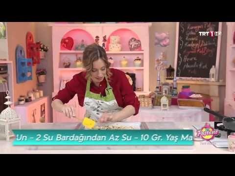 Sebzeli Ekmek Tarifi ve Unsuz Rulo Pasta Tarifi / Pastane / TRT1 - YouTube