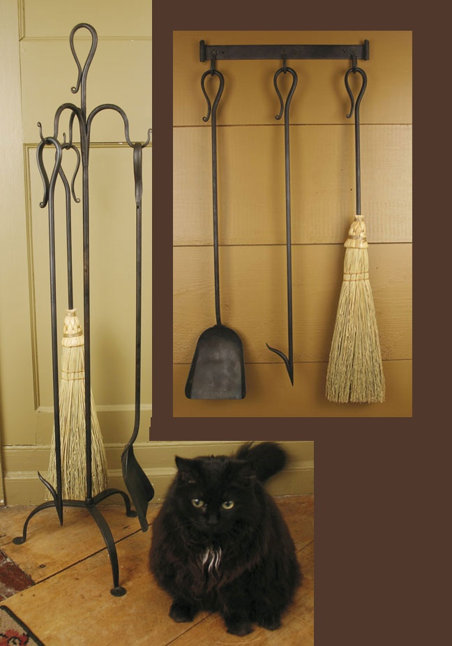 Circa Home Living ** Fireplace Tools