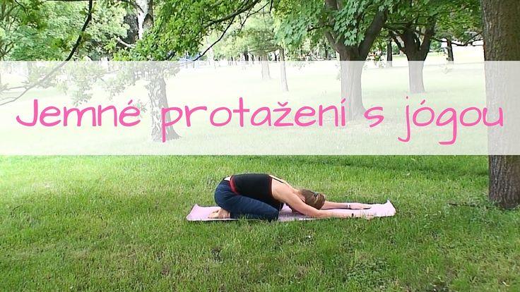 Jemné protažení s jógou | začátečníci