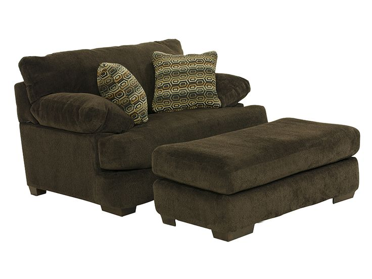 Check Out The Deal On Armstrong Chocolate Oversized Chair
