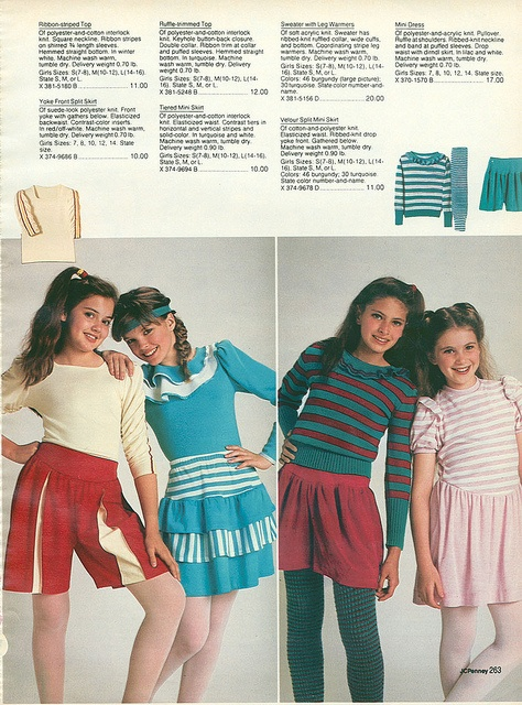 80s Style Clothing For Kids Images