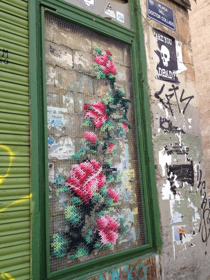 Arquicostura de Raquel Rodrigo (Valencia, España) Image by Raquel Martín Gómez