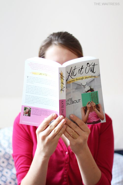 Rezension: Let it out von Katie Dalebout / THE.WAITRESS. Blog