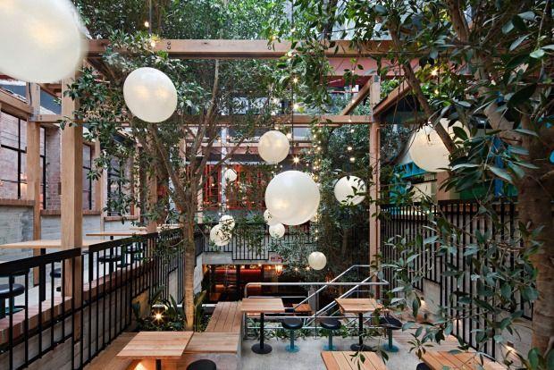 Garden State Hotel by Technē Architecture + Interior Design, Melbourne…