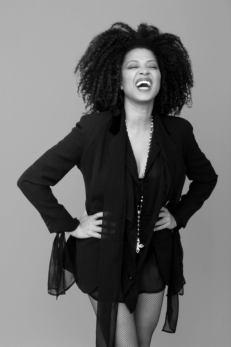 LIsa Fischer- one of the most underrated vocalists because she's always in the background but by God she is a star!