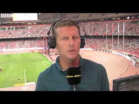 Justin Gatlin: Michael Johnson & Steve Cram hit back at bias claim - YouTube