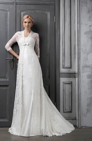 Дизайнерские свадебные платья Edelweis Fashion Group.