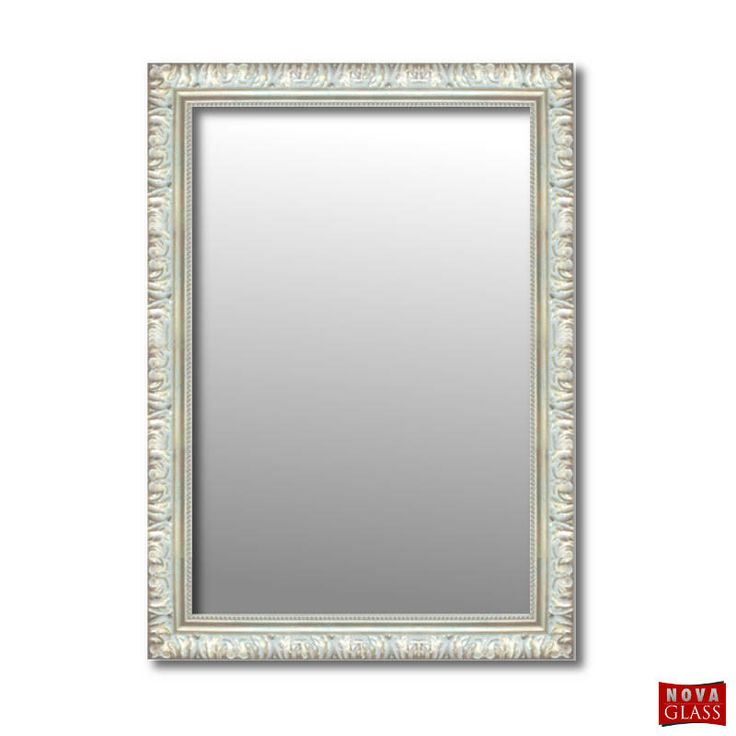 Καθρέπτης τοίχου με ασημόχρυση κορνίζα Νο 286Β
