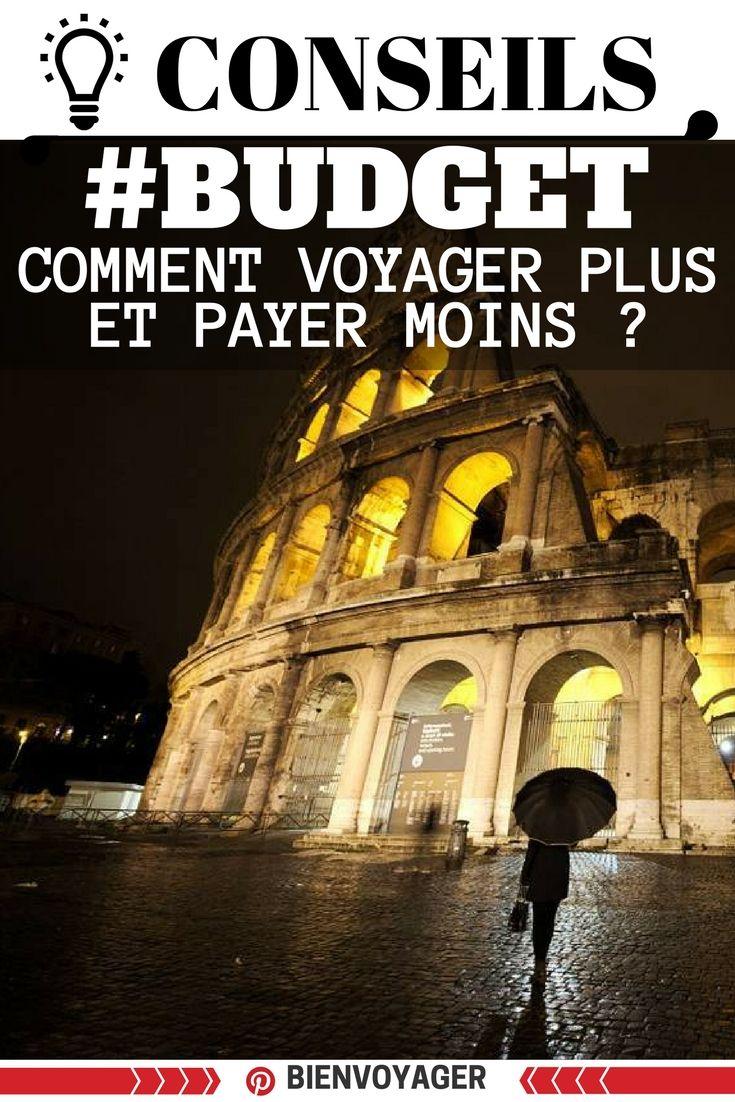 budget voyager plus et dépenser moins #budget #voyage #argent #conseils #conseilvoyages