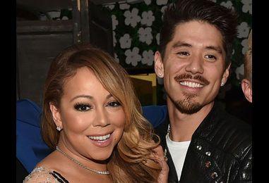Bryan Tanaka Is ''Catching Some Hard Feelings'' for Mariah Carey