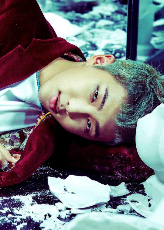 BTS WINGS : Rap Monster