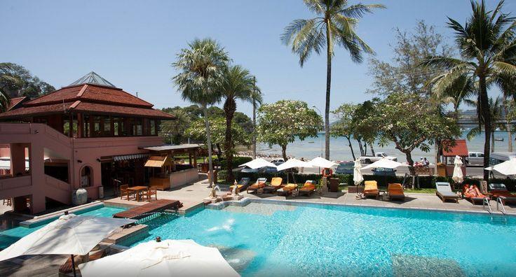 Seaview Patong - 10 nap / 7 éj , First minute, menetrendszerinti járattal, Hotel, 4*, reggeli - Thaiföld   BUDAVÁRTOURS
