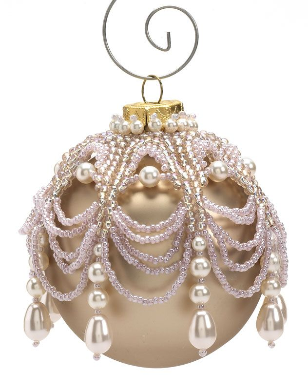 Victorian charm - Featured in the December 2011 issue of Bead Magazine