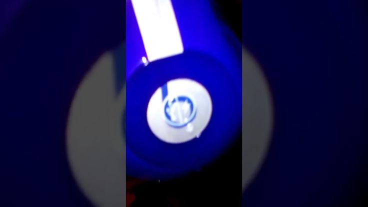 Beats Blue Wireless Studio For Sale
