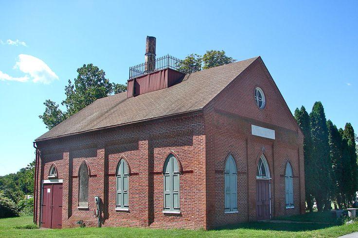 Lancaster Crematorium in Pennsylvania.