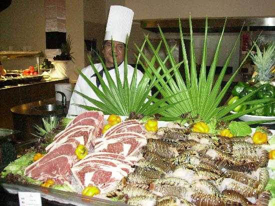 Grand Sunset Princess All Suites Resort Spa Buffet Toujours Delicieux