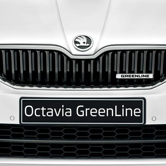 Skoda Octavia Greenline TDI 3,2l kombiniert