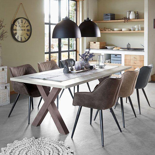 De eettafels uit de Miori collectie zijn trendy vormgegeven en verrassend laag geprijsd. De tafels zijn exclusief voor Pronto Wonen ontworpen en zijn een prachtige aanvulling voor in de woonkamer of keuken. Bekijk deze tafel serie via bit.ly/Miori