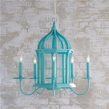 Birdcage chandelier birdcages and chandeliers on pinterest for Fairy door kmart